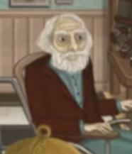 Dr. Oswald Harrison
