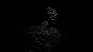 Wolnir trapped in Darkness