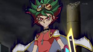 Yuya Possessed by Darkness