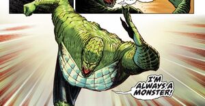 Killer Croc Prime Earth 0131