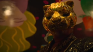 Leopard Mask VIP