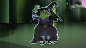 The Wicked Witch of the East second defeat