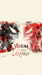 Venom Let There Be Carnage Mobile Wallpaper 1