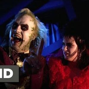 Beetlejuice (9 9) Movie CLIP - Til Death Do Us Part (1988) HD
