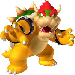 Bowser (Super Mario:Saga)