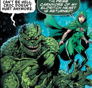 Croc and Enchantress 4