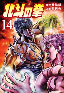 Fist of the North Star v14 Cover (1987)