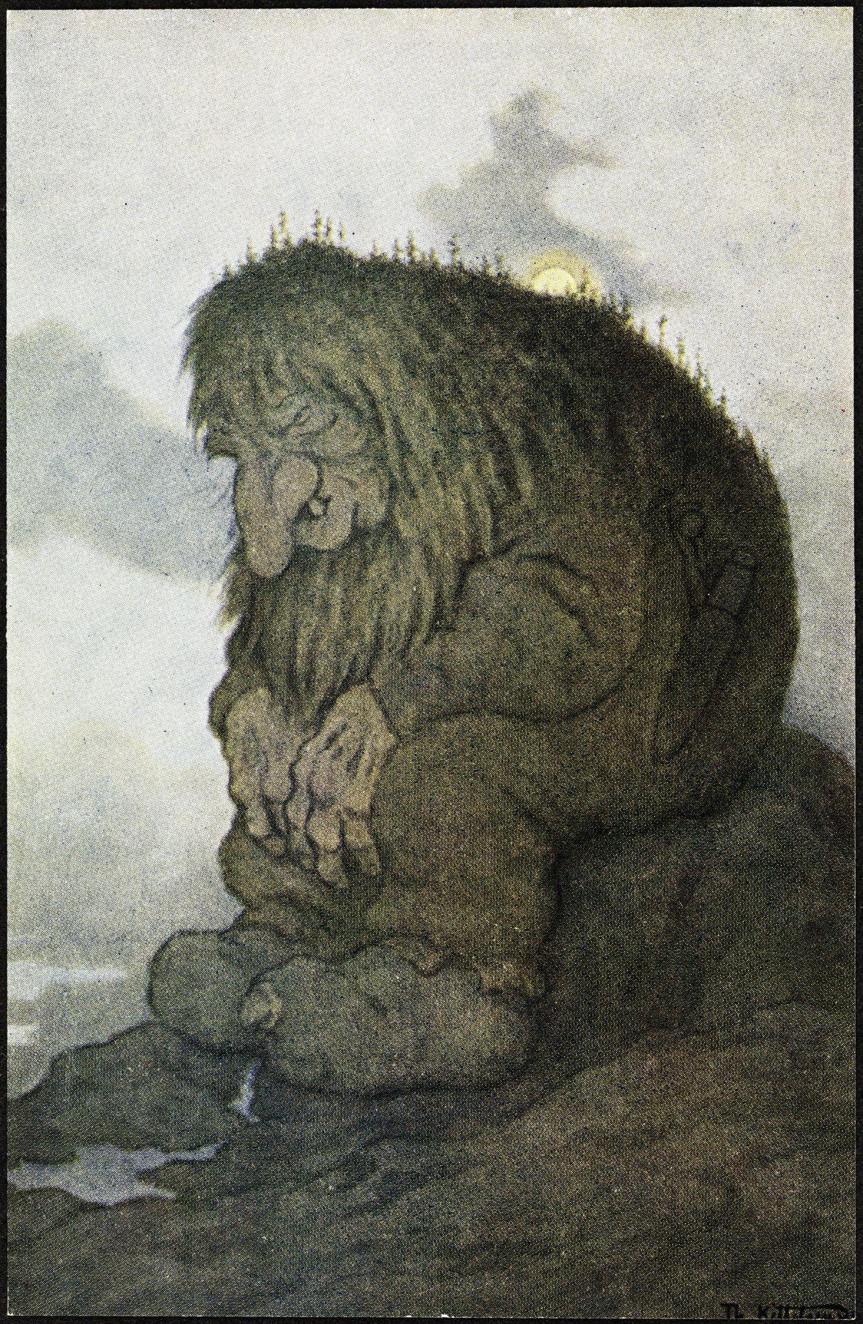 Trolls (folklore)