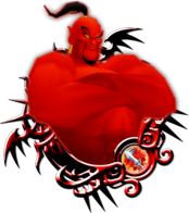 Jafar-Genie 7★ KHUX