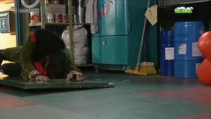 Pirato Breaking into Toms garage