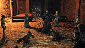 Prowling Magus and Congregation