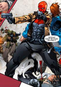 Red Hood Jason Todd New 52