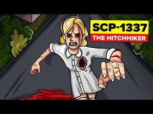 SCP-1337 - The Hitchhiker (SCP Animation)