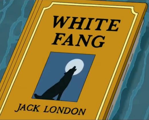 White Fang (Family Guy)
