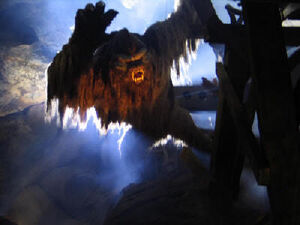 Yeti in Expedition Everest