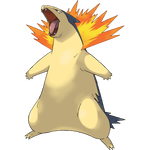 422px-157Typhlosion Dream.png