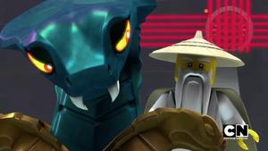Aspheera speaks to Master Wu