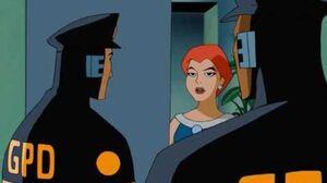 Batman Beyond Framed