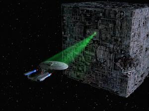 Borg-cube