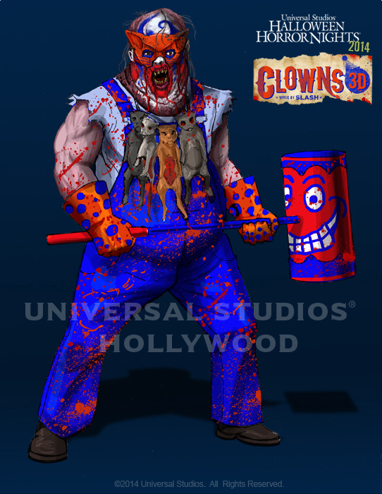 Bubba (Clowns 3D)