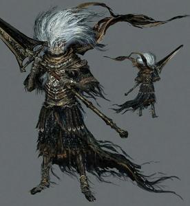 Nameless King Concept