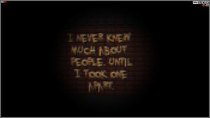 Ominous Message (Consternation II)