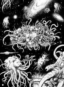 Outer Gods (Dominique Signoret)