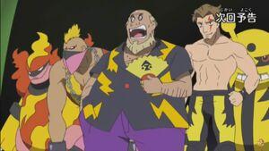 Viren and the Revengers