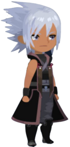 Young Xehanort KHDR