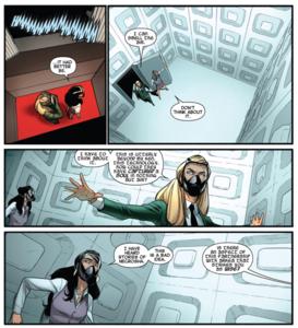 Yuriko Oyama and Amora (Earth-616) from X-Men Vol 4 11 0001