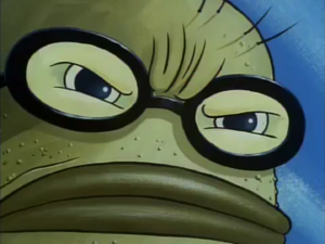 Bubble Bass Updated Death Stare