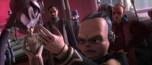 Chancellor Palpatine Divo