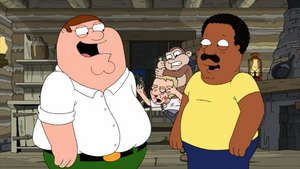 Cleveland and Peter