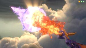 Dark Spyro Split5
