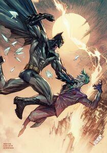 Detective Comics Vol 1 1027 Textless Marc Silvestri Variant