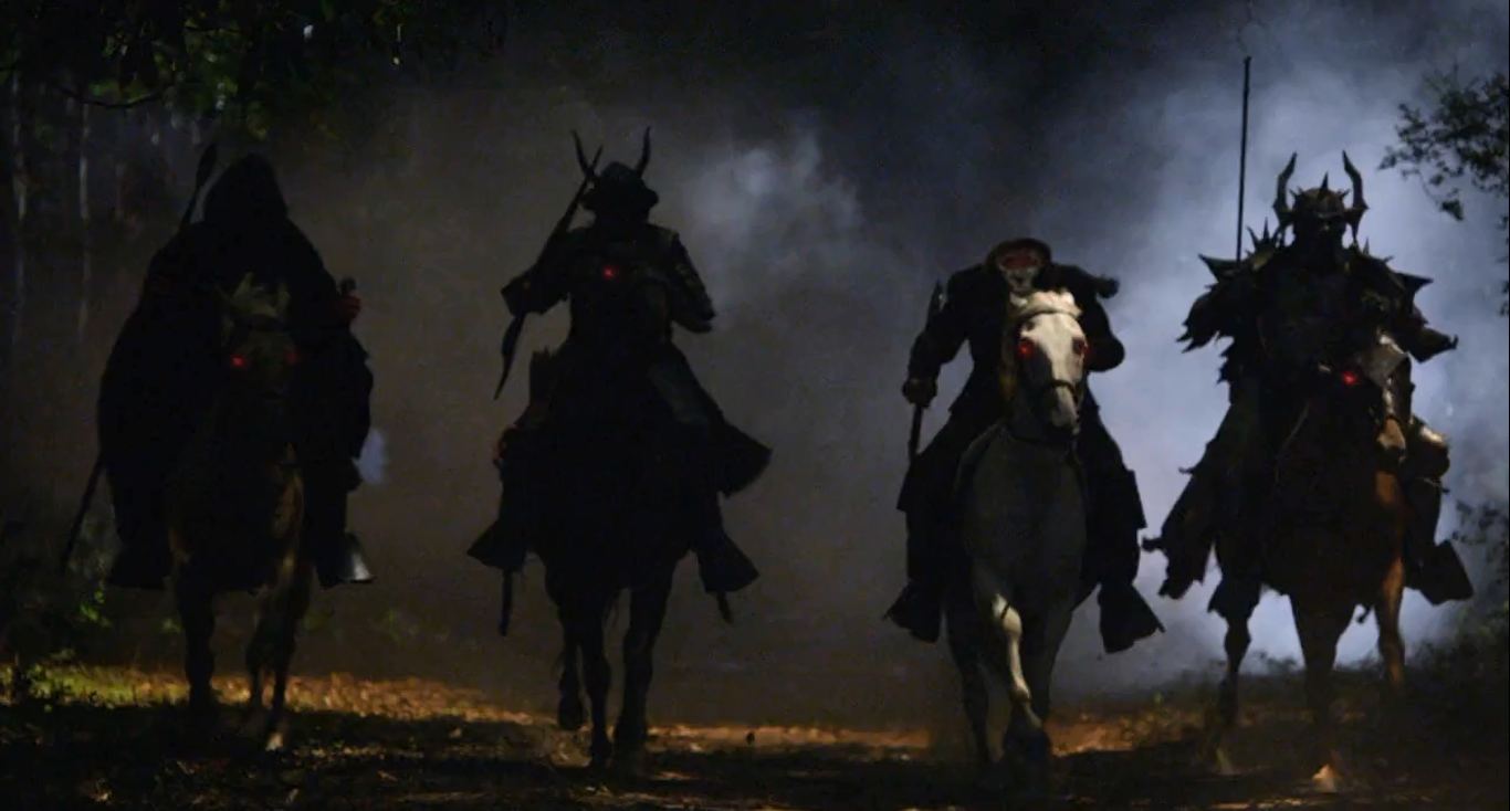 Four Horsemen of the Apocalypse (Sleepy Hollow)