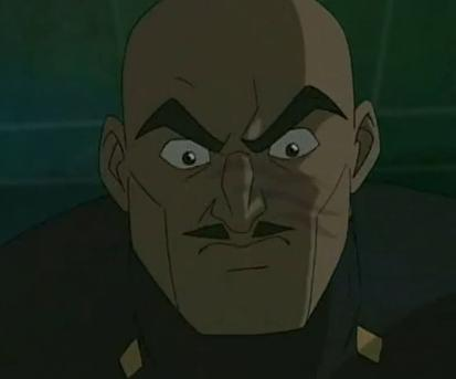 Colonel Moss (Wolverine and the X-Men)