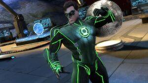 Hal Jordan Green Lantern injustice