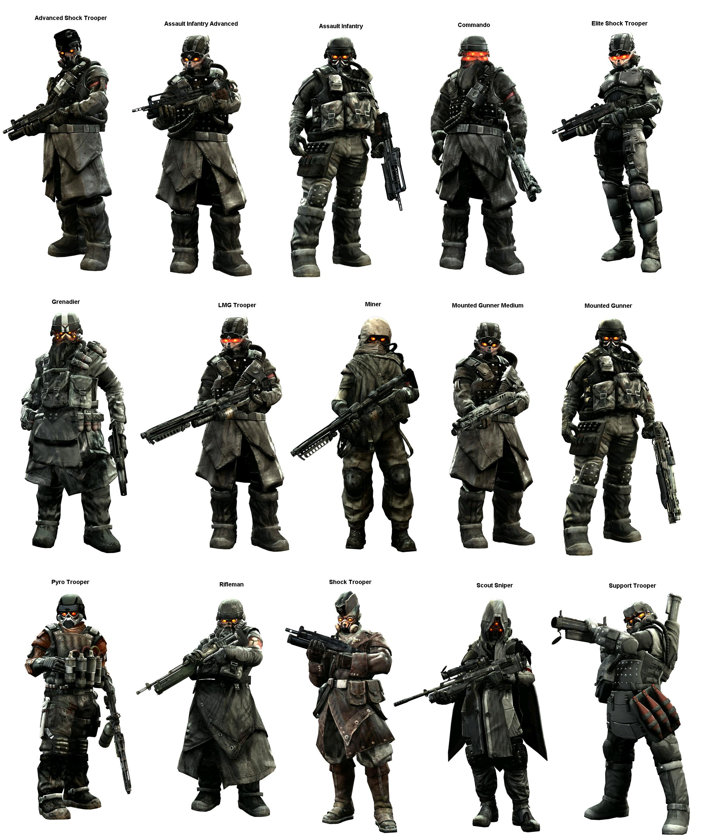 Helghasts Villains Wiki Fandom It is inspired by the killzone saga, one of my favorite sagas. helghasts villains wiki fandom