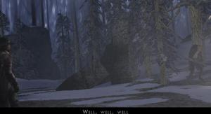 Igor meets video game