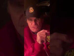 John Kreese Gives A Message To Miyagi - Do Karate Fans 😤