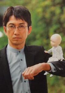 Kiyoto Maki and Kiyo-chan