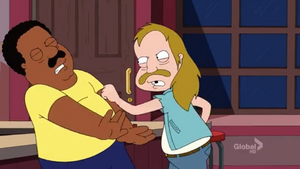 Lester Punching Cleveland