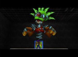 Mad Jack N64