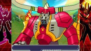 Mega Man Star Force 3 - Part 9 Taurus Fire