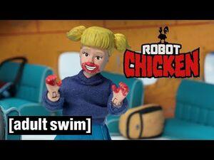 Robot Chicken - The Magic School Bus - Adult Swim UK 🇬🇧