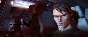 Skywalker stealth ship