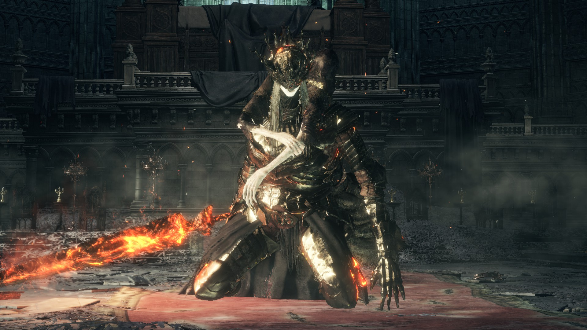 Lorian and Lothric