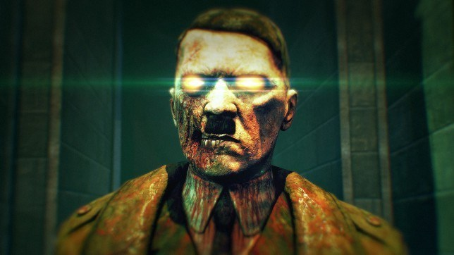 Adolf Hitler (Zombie Army Trilogy)