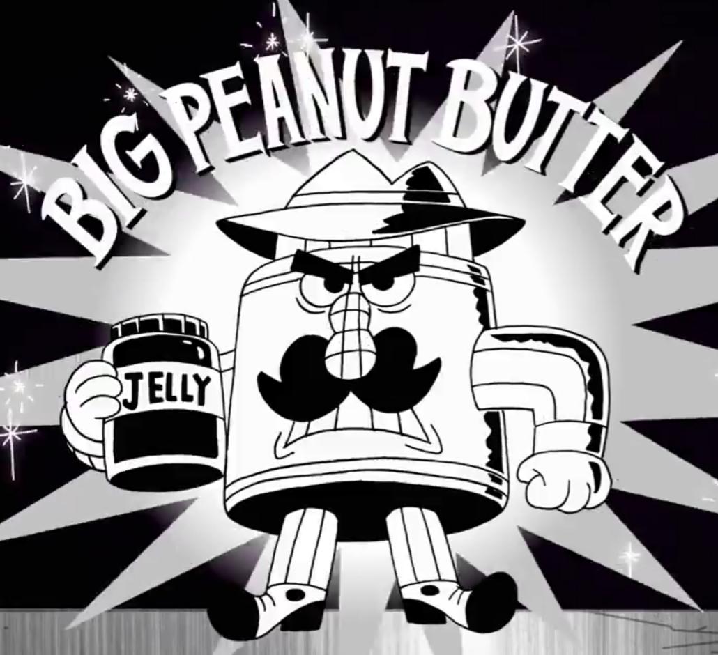 Big Peanut Butter